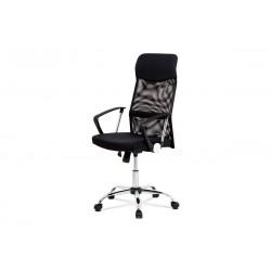 Autronic Kancelářská židle KA-E301 BK