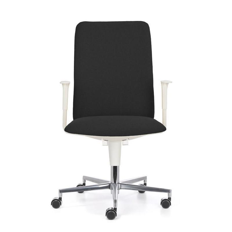 Emagra Kancelářská židle FLAP/ W s područkami, černá