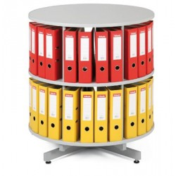 Archivační otočná skříň - 2 patra