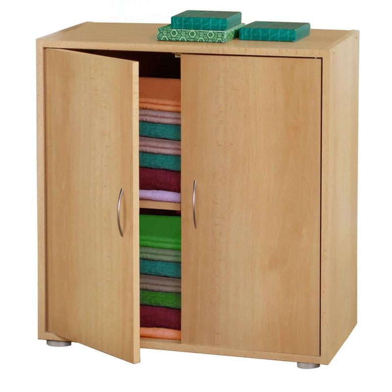 Idea nábytek Prádelník 1501 buk