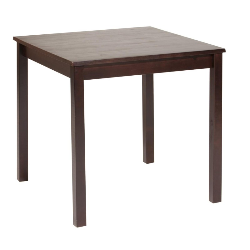 Idea nábytek Jídelní stůl 8842 tmavohnědý