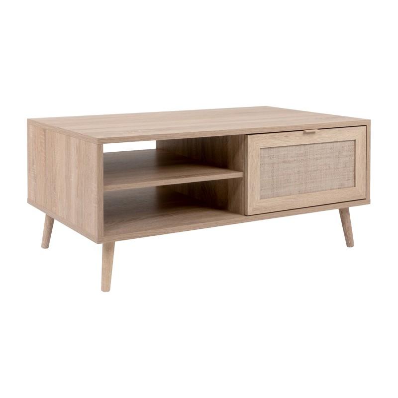Idea nábytek Konferenční stolek BALI 55A dub