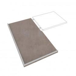 Pracovní deska - DEP 330 L