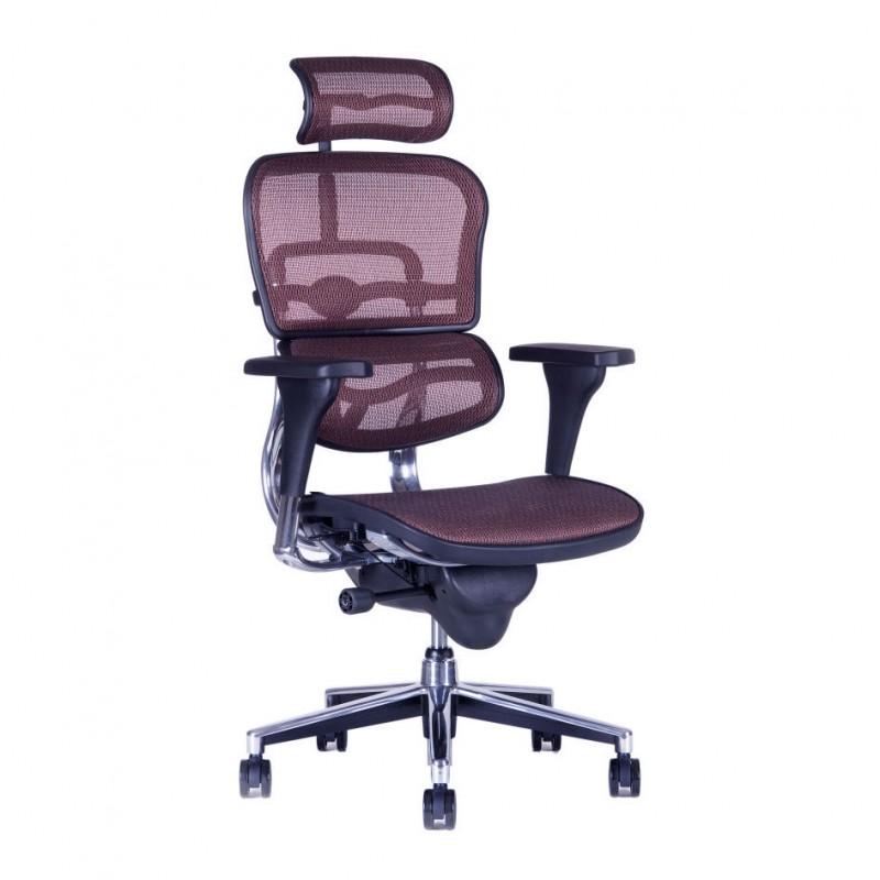 Office Pro Kancelářská židle SIRIUS MESH, měď