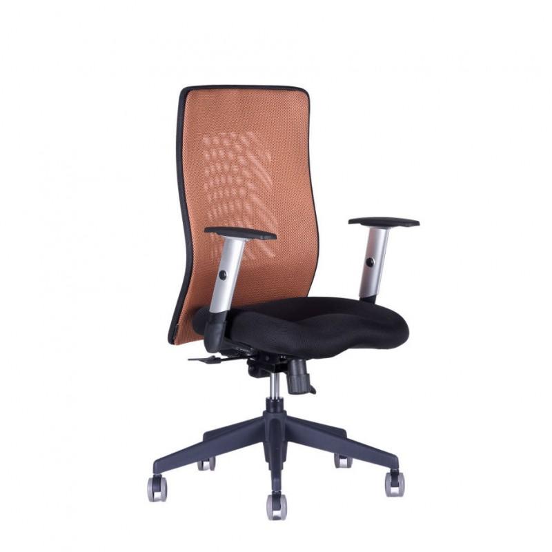 Office Pro Kancelářská židle CALYPSO GRAND, hnědá