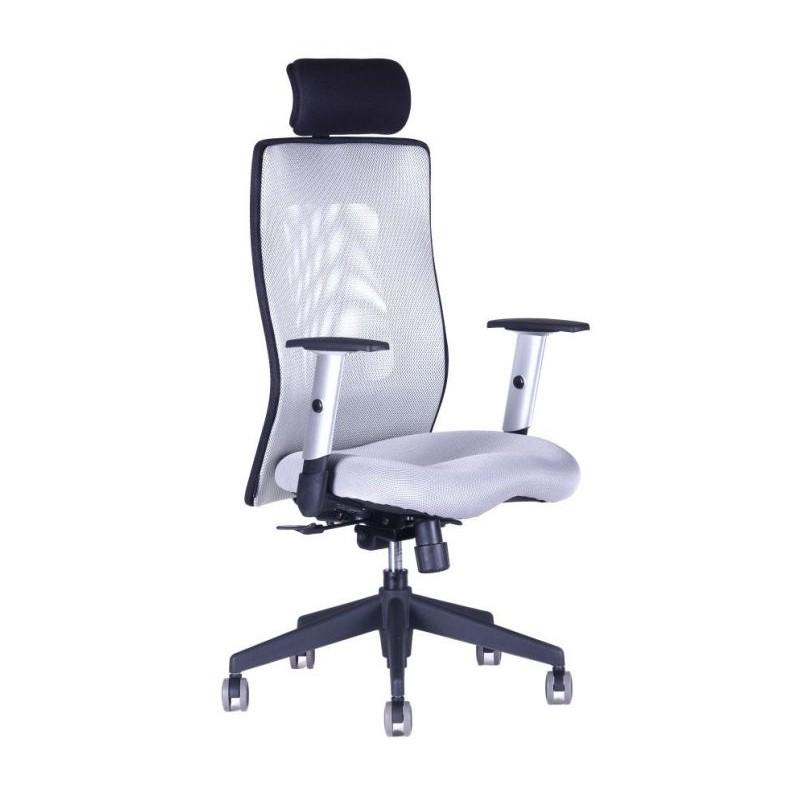 Office Pro Kancelářská židle CALYPSO GRAND SP1 - celobarevná, šedá