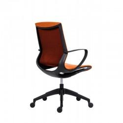 Antares Kancelářská židle VISION, oranžová