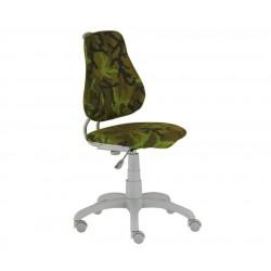 Dětská židle FUXO ARMY