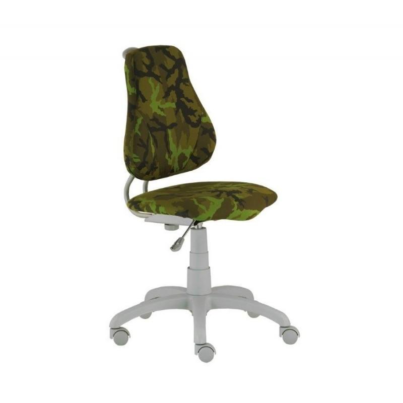 Alba Dětská židle FUXO ARMY