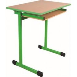 Školní lavice EDUCAL-KARST,...
