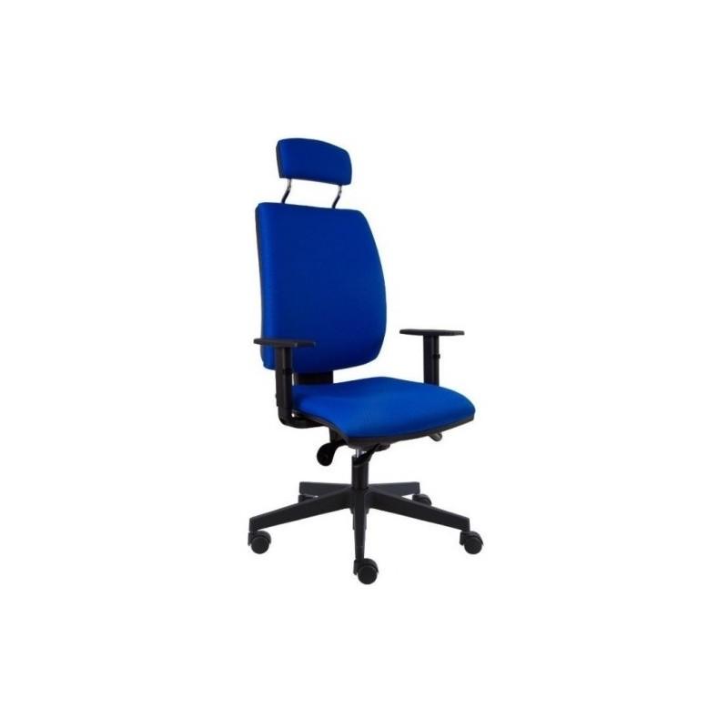 Alba Kancelářská židle YORK ŠÉF, synchro