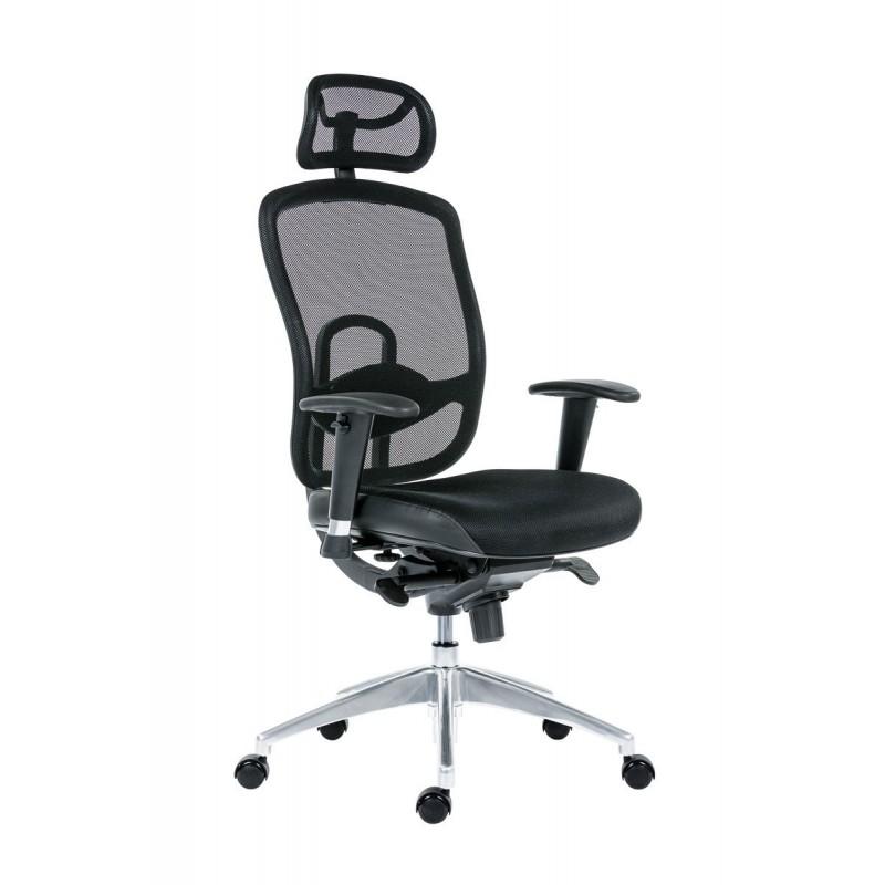 Antares Kancelářská židle Oklahoma PDH černá