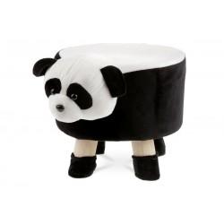 Taburet panda LA2008 látka...