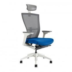 OfficePro Kancelářská židle MERENS WHITE SP