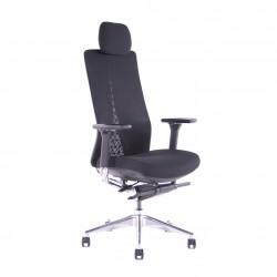Kancelářská židle CALYPSO GRAND SP1 - celobarevná, šedá