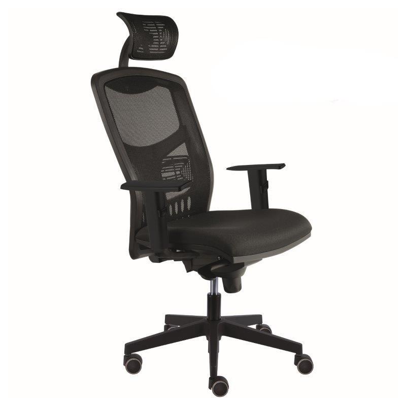 Alba Kancelářská židle YORK SÍŤ YSI0004