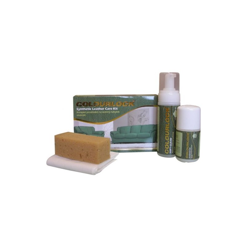 Peška Synthetic Leather Care Kit