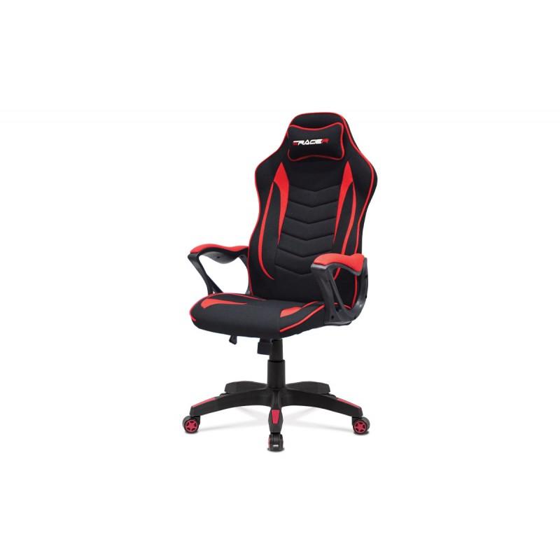 Autronic Herní židle KA-G408 RED