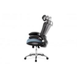 Autronic Kancelářská židle KA-A185 BLUE