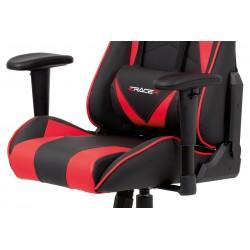 Autronic Herní židle KA-F03 RED